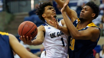 Aggies make major comeback, come up short in final home game