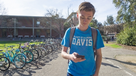 Social media's affect on students
