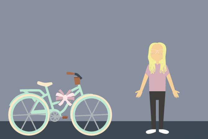 Biking lifestyle surges in Davis community