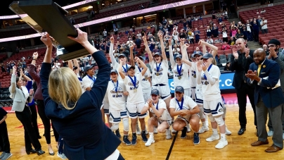 After three years of heartbreak, the Aggies are going dancing