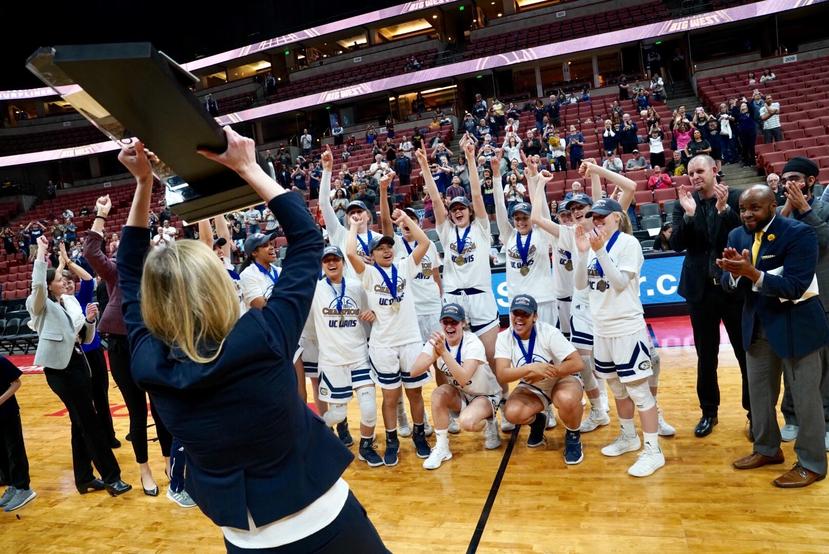 After three years of heartbreak, the Aggies are going dancing - The Aggie