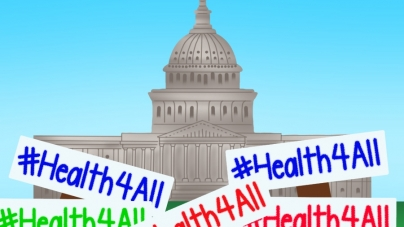 #Health4All battle is on