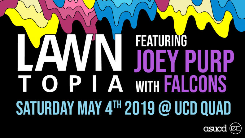 Joey Purp, Falcons to perform at Lawntopia