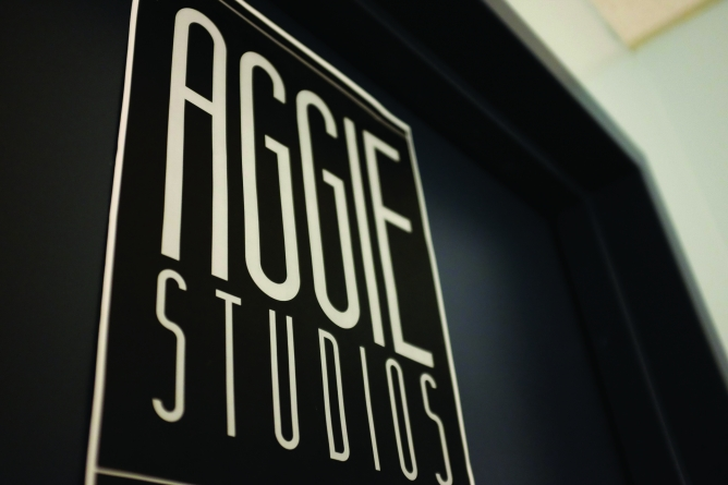 Down in Lower Freeborn: Aggie Studios