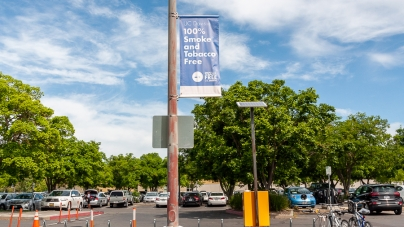 Aggie Air Promotes a Healthier Campus