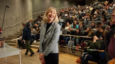 Professor Anita Oberbauer wins prestigious university prize
