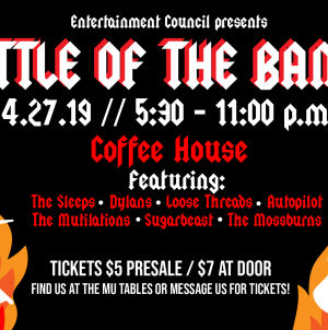EC Presents: Battle of the Bands