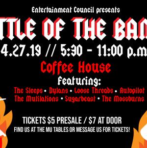EC Presents: Battle of the Bands