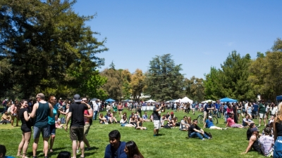 Picnic Day Student Organization Fair includes a variety of clubs and on-campus student organizations