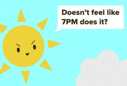 Daylight savings: saving daylight, but at what cost?