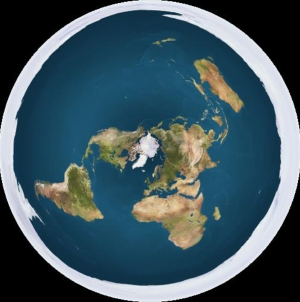 What we can learn from flat-earthers