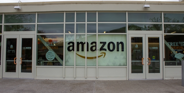 Amazon's new police state