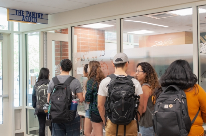 Changes to student basic needs services seek to broaden assistance on campus