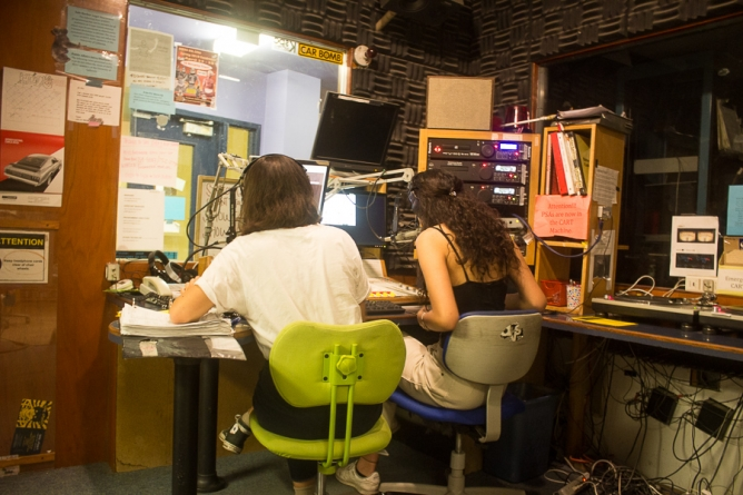 Celebrating fifty years of independent radio