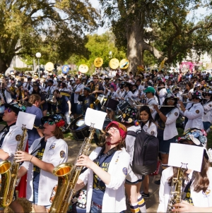 Through the Lens of the 105th Picnic Day