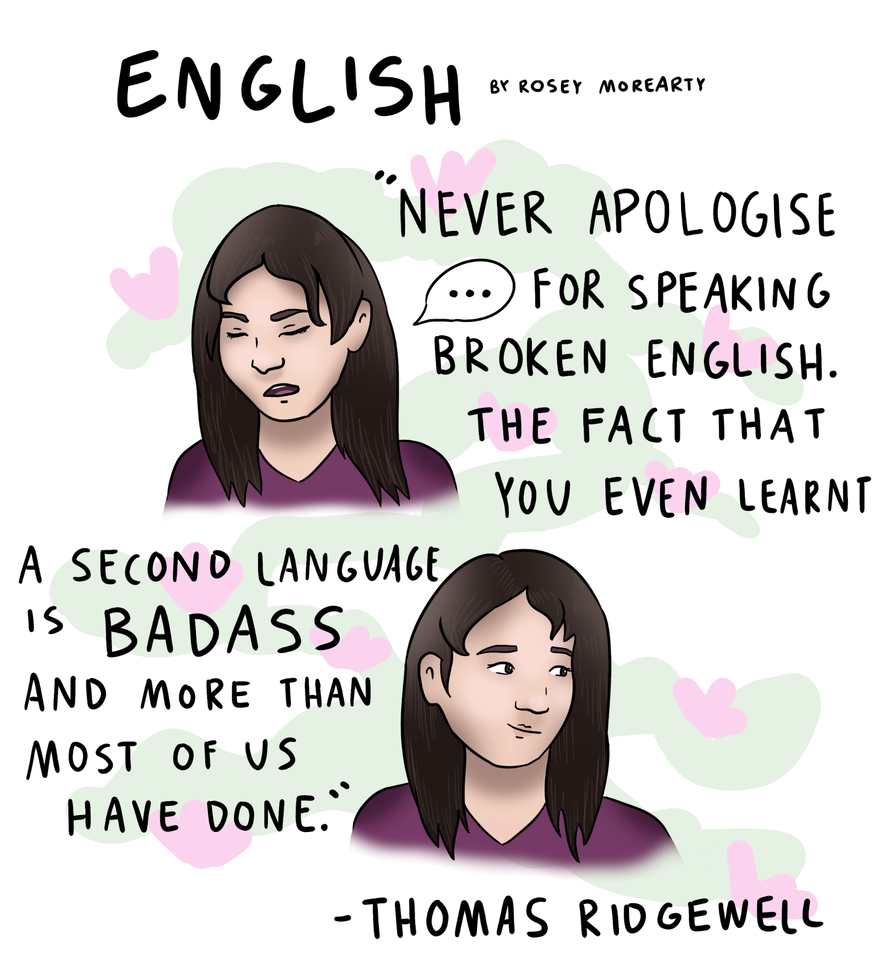 Cartoon: English