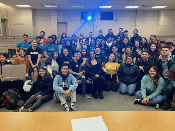Latinx Leadership Council debuts on campus to promote unity of leaders