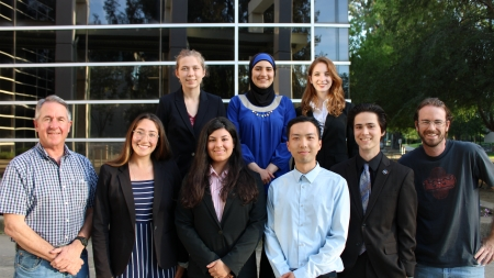 UC Davis MAPS team headed to NASA