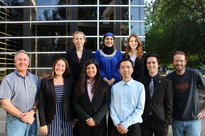 UC Davis MAPS team headed to NASA