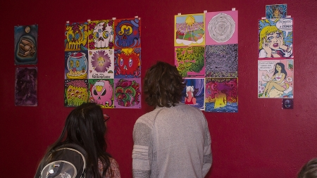 Will Durkee's Art Show in Review