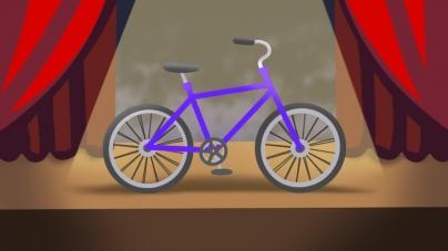 Bike City Theatre Company educates next generation of bicyclists