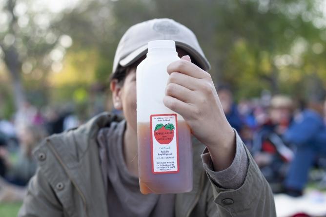 Best of Davis: Farmers Market Treat
