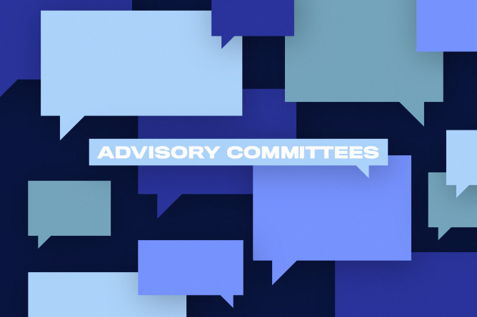 City recruits for advisory commissions