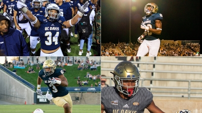 Four Aggies get a shot at living out NFL dreams
