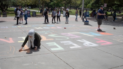 Anti-Zionism week held at UC Davis, Aggies for Israel organizes response