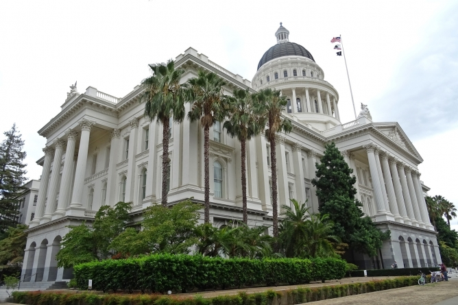 California state legislators take action in response to college admissions scandal