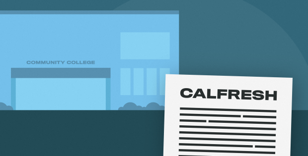 Bill for CalFresh to come to California community colleges