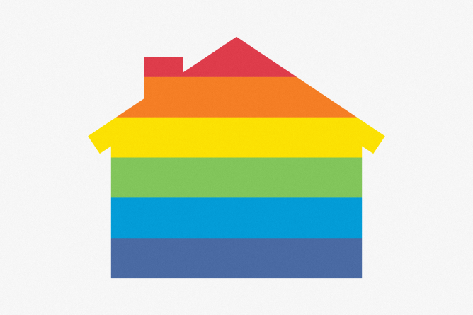 Housing first for LGBTQ youth