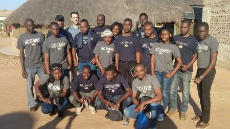 UC Davis research team helps small farms in Mozambique, Tanzania