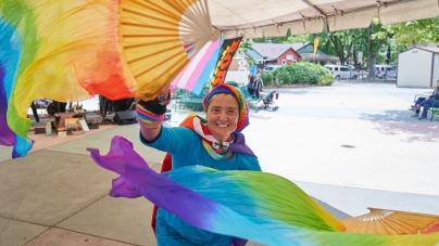 Davis Pride hosted by Davis Phoenix Coalition