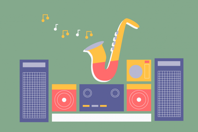 The Entanglement of Jazz and Hip-Hop