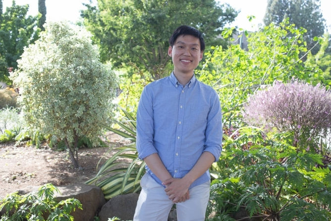 UC Davis student receives $15,000 to conduct community service project