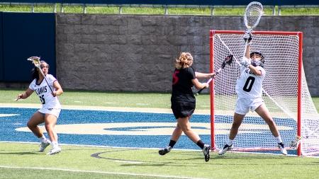 Women's lacrosse falls in MPSF championship