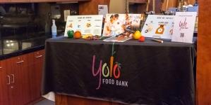 Yolo County Food Bank development initiatives affect Davis