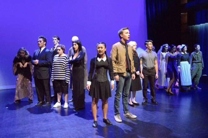 Studio 301's final production of the year