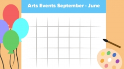 Save the date: artsy events to have on your calendar this academic year
