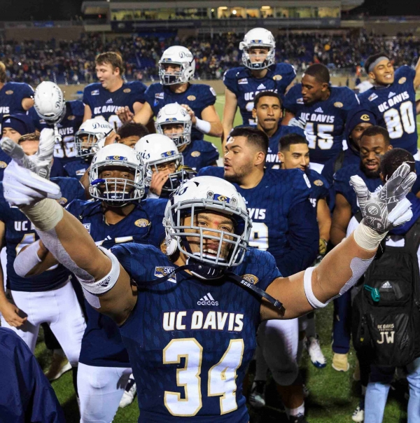 2018-19 UC Davis Sports Recap - The Aggie