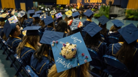 Grad cap design contest begins June 19
