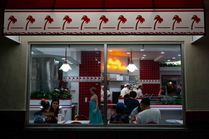 The best late-night eateries in town