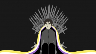 Non-Existent Discussions: Game of Thrones and non-binary politics