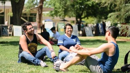 Freshmen and seniors compare college experiences