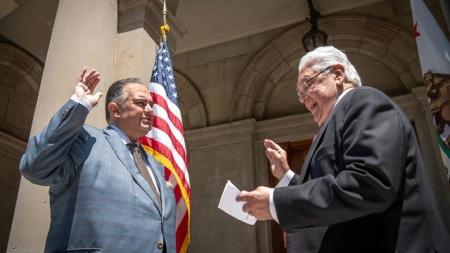 John A. Pérez new chair of UC Board of Regents