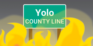 Yolo County Sand Fire signals blazing start to summer wildfire season