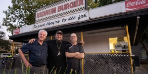 Redrum Burger restaurant closed on August 4