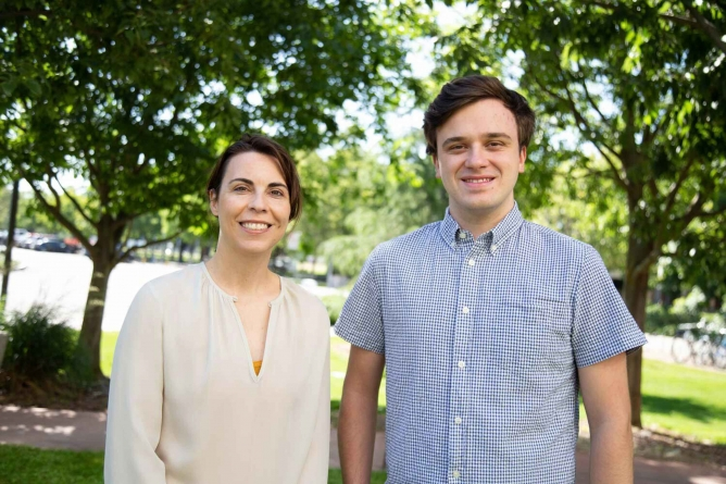 College of Biological Sciences' Undergraduate of the Year crafts genetic algorithm to decipher complex familial relationships