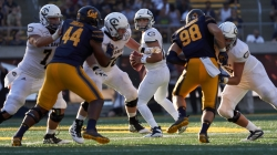 Aggies stand tall in hard-fought defeat to Cal